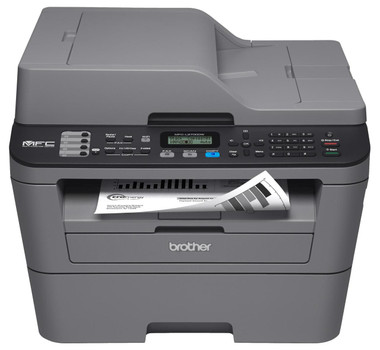 Brother MFC-L2700DW Compact Mono Laser All-In-One Printer + Wifi and Wired