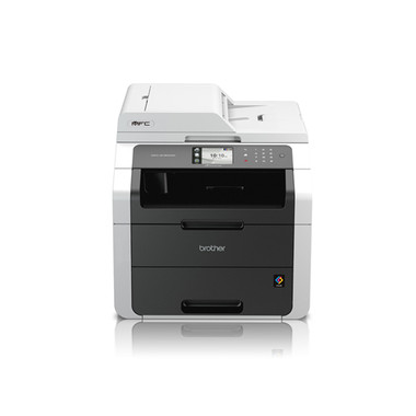 -Brother MFC-9140CDN Multifunction LED Printer