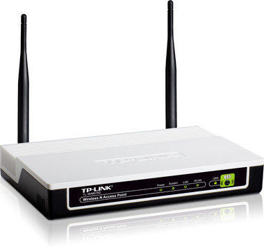 TP-Link 1-Port 10/100 Wireless Router (TL-WA801ND)