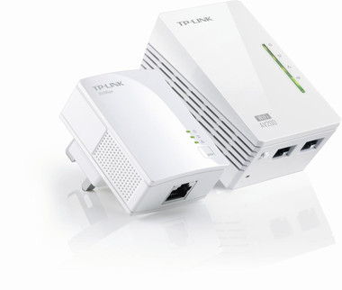 TP-Link 300Mbs AV200 WiFi Powerline Extender Starter Kit