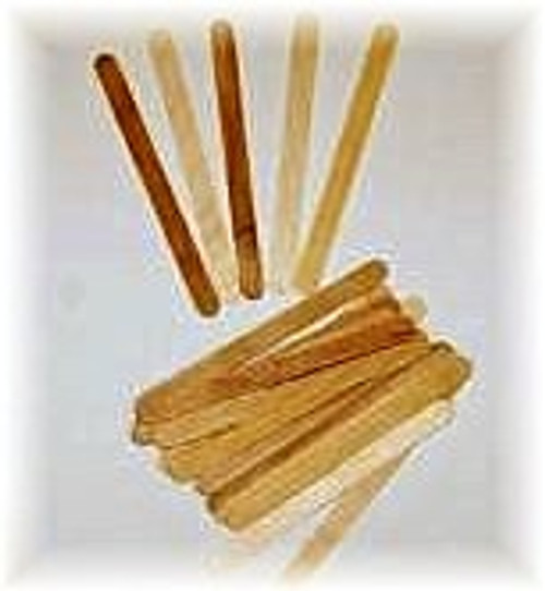 Wooden Craft Sticks, pkg of 100
