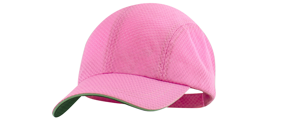 TrailHeads Women's Race Day Running Cap - pink punch