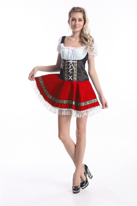 Beer Maid Costume available in Plus Sizes