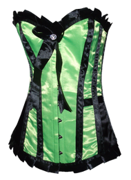 Extremely Strong Corset, great for St Patricks Day