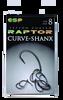 E-S-P Raptor Curve Shanx Hooks