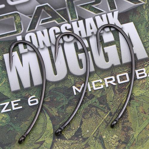 Gardner Covert Dark Longshank Mugga Hook