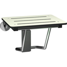 ASI (10-8207) Folding Seat - Stainless Steel