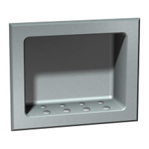 ASI (10-140) Chase Mount Recessed Soap Dish