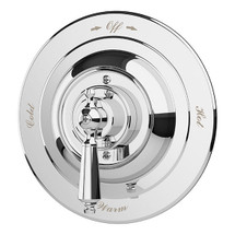 **Symmons (1-6320-X-CHKS) Water Dance Shower Valve and Trim