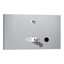 ASI (10-6326) Soap Dispenser (Liquid) Horizontal - Recessed