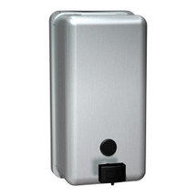 ASI (10-0347) Soap Dispenser (Liquid) Vertical- Surface Mounted