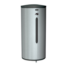 ASI (10-0360) Soap Dispenser - Automatic - 35 oz. - Stainless Steel - Surface Mounted