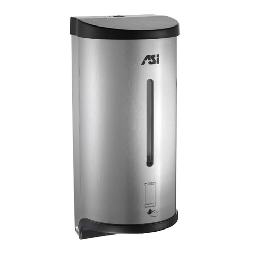 ASI (10-0362) Soap Dispenser - Automatic - Satin Stainless Steel - Surface Mounted