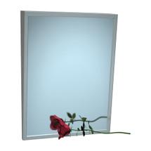 "ASI (10-0535-2436) Fixed Tilt Mirror, 24"" w x 36"" h"