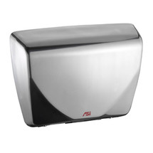 ASI (10-0185-92) Roval Steel Cover Hand Dryer - Bright Stainless Steel
