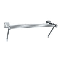 "ASI (10-7309-24B) Towel Shelf, 24"", Surface Mounted, Bright"