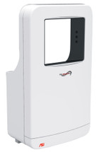 ASI (10-20201-2) TRI-Umph High Speed Hand Dryer 208-240V White