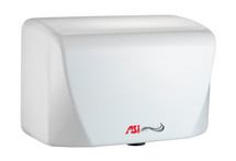 ASI (10-0198-2-93) TURBO-Dri High Speed Hand Dryer (220-240V) Satin Stainless Steel