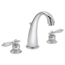 Symmons (S-243-2-LAM-1.5) Origins Two Handle Widespread Lavatory Faucet