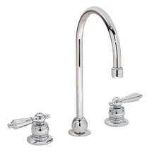 Symmons (S-254-LAM-1.5) Origins Two Handle Widespread Lavatory Faucet
