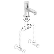 *Symmons (SLS-7000-MV)  Metering Faucet
