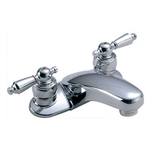 Symmons (S-240-LAM-1.5)  Symmetrix Two Handle Centerset Lavatory Faucet