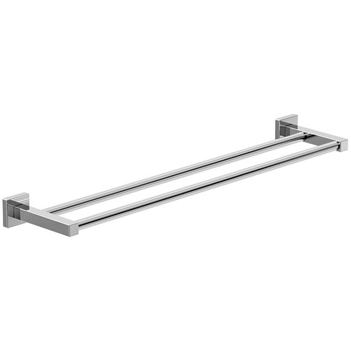"**Symmons (363DTB-24) Duro Double Towel Bar (24"")"