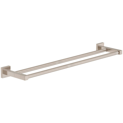 "**Symmons (363DTB-18-STN) Duro Double Towel Bar (18"")"