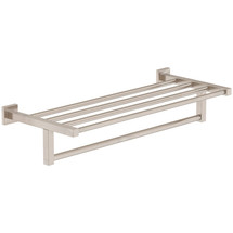 **Symmons (363TS-22-STN) Duro Towel Shelf with Bar