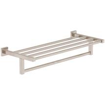 Symmons (363TS-22-STN) Duro Towel Shelf with Bar