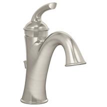 **Symmons (SLS-5512-1.5-STN) Elm Single Handle Lavatory Faucet