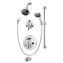 *Symmons (1-7520-X) Water Dance Tub/Shower/Hand Shower System