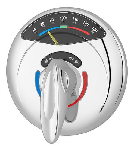 **Symmons (4-500VT) Visu-Temp Shower Valve and Trim