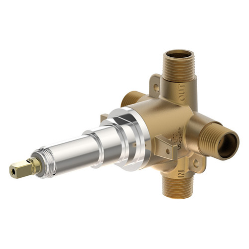 Symmons (3DIV-BODY-NS) Triple Outlet Diverter Valve