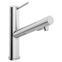 **Symmons (SK-7200-PO) Extended Selection Single Handle Pull-Out Kitchen Faucet
