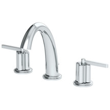 **Symmons (SLW-0600-12-1.0-ADA-TRM) Extended Selection Two Handle Widespread Lavatory Faucet