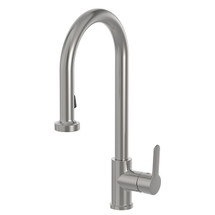 Symmons (SPP-4310-PD-STS) Extended Selection Kitchen Faucet with Pull-Down Spray