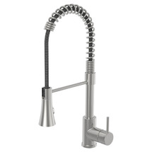 **Symmons (SPR-3510-PD-STS) Extended Selection Spring Pull-Down Kitchen Faucet