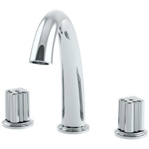 **Symmons (SRT-0600-70-TRM) Extended Selection Two Handle Roman Tub Faucet