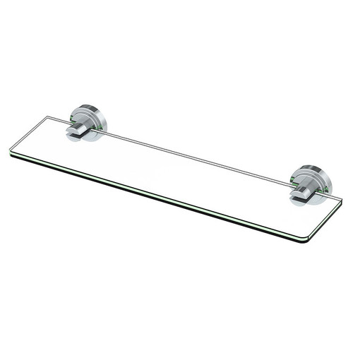 Symmons (0707-GSH-15) Extended Selection Wall Mounted Glass Shelf