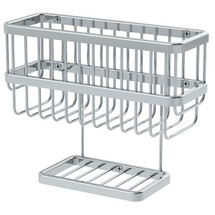 **Symmons (0806-SB) Extended Selection Dual Shelf Soap Basket