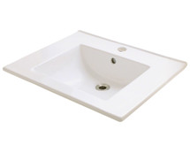 Polaris P013VB Porcelain Vessel Sink