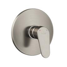 "PULSE ShowerSpas 3001-RIV-PB-BN Tru-Temp Pressure Balance 1/2"" Rough-In Valve with Brushed-Nickel Trim Kit"