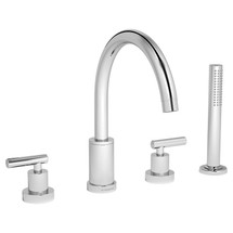 **Symmons (SRT-4372) Sereno Two Handle Roman Tub Faucet