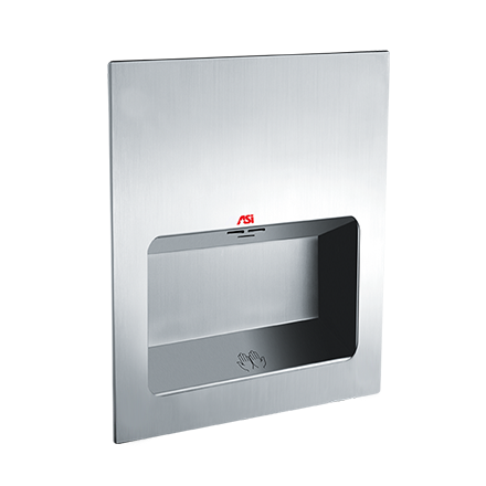ASI (10-0135-2) TURBO-Tuff - Automatic High Speed Hand Dryer - (208-240V) - Satin Stainless