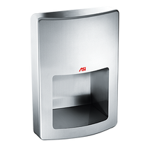 ASI (10-20199-2) Roval - High Speed Hand Dryer - (240V) - Recessed