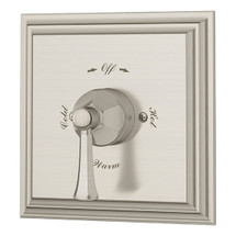 Symmons (S-4500-TRM) Canterbury Tub/Shower Trim with Secondary Integral Diverter