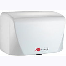 ASI (10-0198-2) TURBO Dri, Jr. Surface Mounted High Speed Hand Dryer