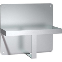 ASI (10-0557) Surface Mounted Bedpan Rack