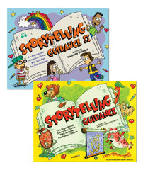 Storytelling Guidance Series with CDs